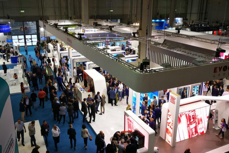 Cel mai aglomerat stand de la Venditalia Milano 2018?