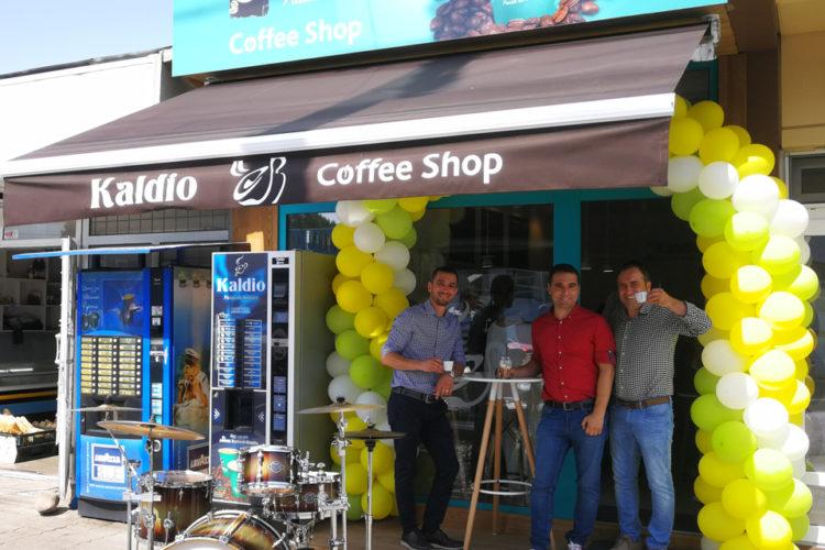 13.06.2018 – Am lansat Kaldio Otelarie, cel de-al optulea coffee shop din retea